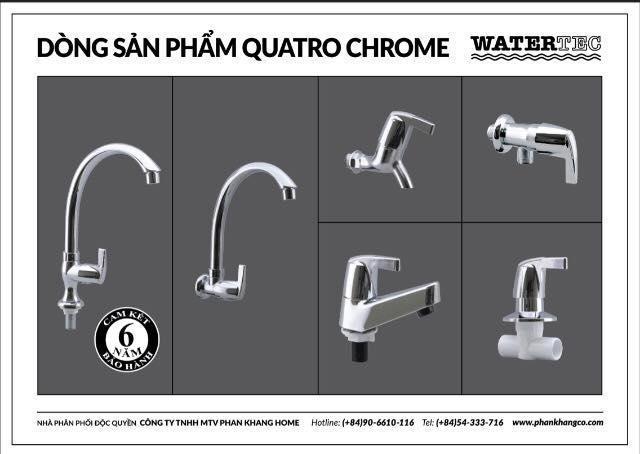 dong-san-pham-watertec-quatro-chrome