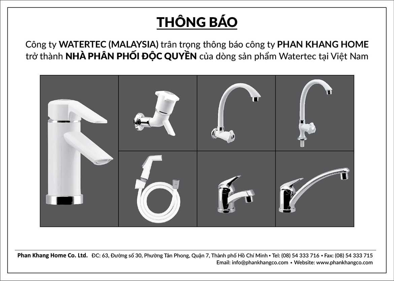 Phan Khang Home phan phoi doc quyen watertec