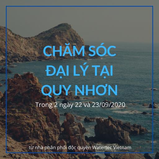watertec-vietnam-den-tham-cac-dai-ly-tai-quy-nhon