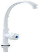 WT001A-6TIVCTR-1 Vòi rửa chén Pillar D501