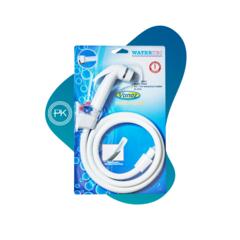 WT001R-6HBVXTM-1 Dây xịt vệ sinh trắng bạc Vanoz 311 (Vĩ)