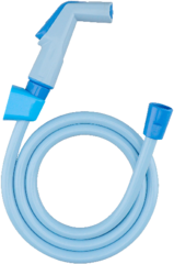 WT002C-6HBVXXD-1 Dây xịt vệ sinh Vitus 401 xanh dương (bọc)