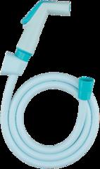 WT002D-6HBVXXL-1 Dây xịt vệ sinh Vitus 401 xanh lá (bọc)