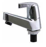 WT003F-7QUVLMB-6 vòi lavabo chrome tay gạt Quatro Q201
